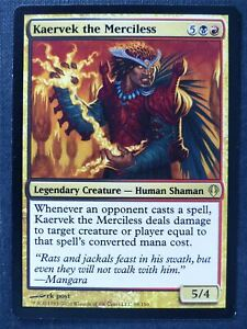 Kaervek the Merciless - Mtg Magic Card #Y2