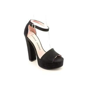 df1e7b077c Chinese Laundry Avenue Women US 10 Black Platform Sandal