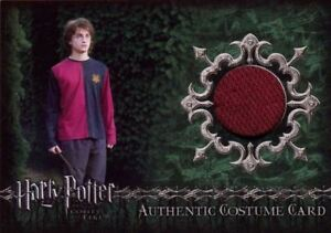 Harry-Potter-Goblet-Fire-Update-Harry-039-s-Triwizard-Costume-Card-HP-C11-212-250