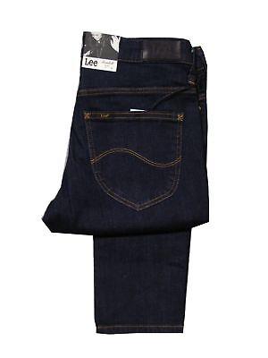 Donna Lee Scarlett Vita Bassa Gamba Skinny Stile L 526 ogcx-Scuro Blu Indaco