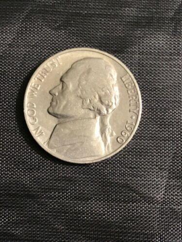 1960 P Jefferson Nickel BU From Mint Roll 20/% off 5+