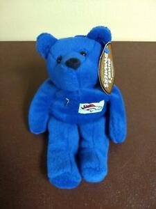 Denver Broncos Salvino's Bammers John Elway Beanie Bear