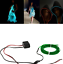2M-3M-5M-Flexible-LED-Neon-Light-Glow-EL-Strip-Tube-Wire-Rope-Battery-Christmas thumbnail 10