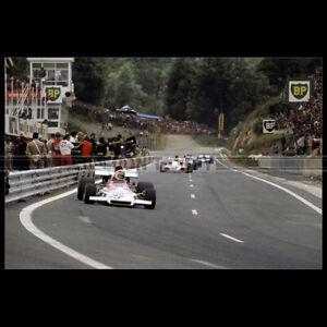 Photo A.008799 HELMUT MARKO BRM GP F1 1972 GRAND PRIX CHARADE