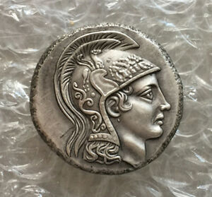 FREE SHIPPING Greek COINS Ancient Copper Irregular size