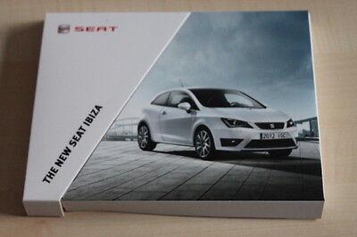 103513) Seat Ibiza Pressemappe 03/2012 Verpackung Der Nominierten Marke