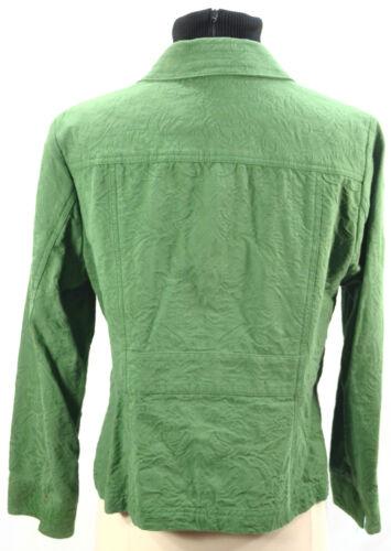 texturée Coldwater en Cwc glissière manteau à Blazer jacquard verte Veste Veste Creek léger d8r8n