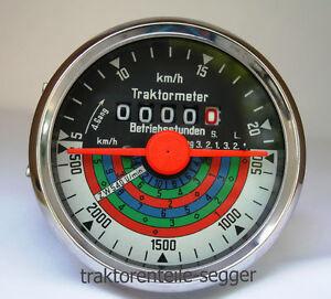 Traktormeter für Deutz D40 D 40  Schlepper Traktor Trecker 507