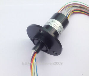 Cool 22Mm 24 2A 24 Wires 2 Amps 24 Conductors Capsule Compact Slip Ring Wiring Cloud Hisonuggs Outletorg