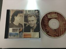Indian Summer 1992 by Go West CD