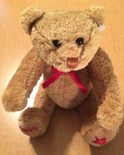 "Gund Macy's Tiny Brown Bear 7"""