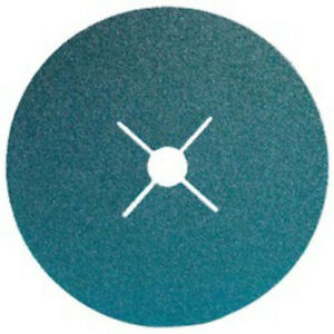 LOT-de-10-Disques-support-fibre-Giss-Disque-fibre-Zirconium-115-mm-Grain-120