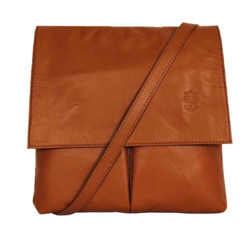 bandouliᄄᄄre cuir femme ᄄᄂ pour Sac en marron vᄄᆭritable Cuir clair 0Pw8nOk