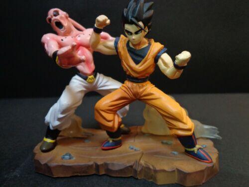 Dragon Ball Z Megahouse Capsule 4 figure figurine Son Gohan VS Majin Buu Boo
