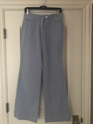 LEIFSDOTTIR  High Waist Wide Leg Trouser Pants Cha