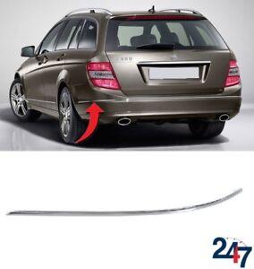 Mercedes Derniers Modèles >> Details Sur Neuf Mercedes Classe C W204 2007 2011 Break Pare Chocs Arriere