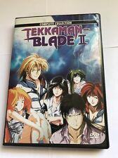 Tekkaman Blade II: Complete Collection (DVD, 2001)