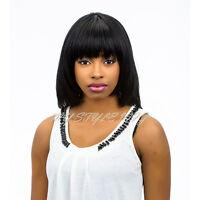 Bohemian Wig Pure Natural Synthetic Wig - Ashanti 12 By Diana