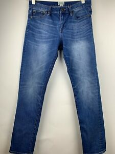 J-Crew-Slim-Broken-In-Boyfriend-Jeans-Port-Stewart-Wash-Denim-Size-27