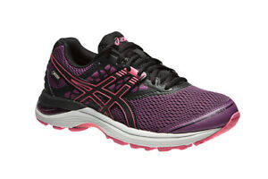 ASICS-Woman-GEL-PULSE-9-G-TX-Scarpe-Donna-Running-GORE-TEX-Prune-T7D9N-3390