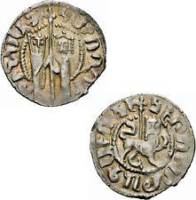 Armenien König Hetoum I Zabel Tram Sis Löwe Kreuzstab Armenia Bedoukian CCA 1174