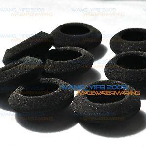 Thick-10pcs-70mm-Cushion-Foam-Ear-Pad-Sponge-Headphones-Headsets-Cover-7cm-2-75-034