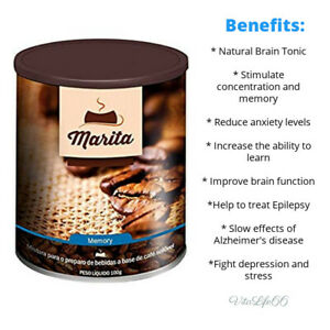 Yet Not Vulgar Support Learning And Memory*****delicious And Soluble Supply Cafe Marita Memory