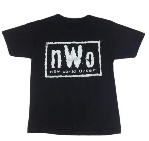 Wrestling shirt NWO shirt nWo shirt Black crew nec