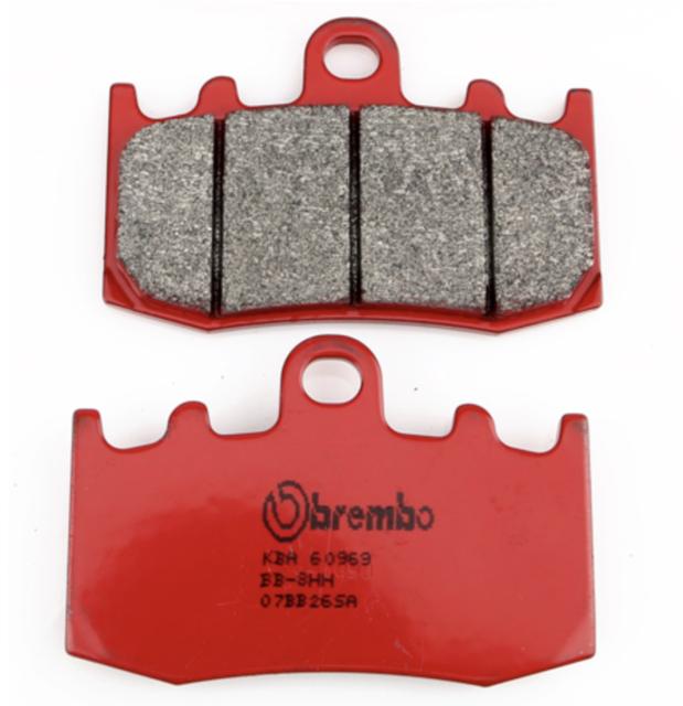 Brake Pads BMW R1150 K1200 K1300 07BB26SA Brembo Sintered Metal