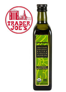 Joe For Oil >> Details About Trader Joe S Giotto S 100 Italian Organic Extra Virgin Olive Oil 16 9 Oz
