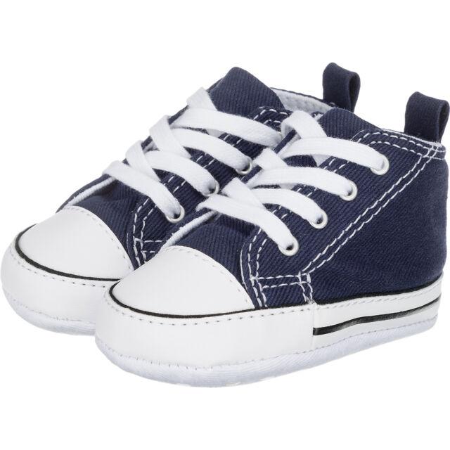 Converse Baby SCHUHE First Star Navy Größe 17