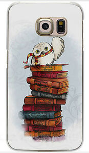 74ac775cb3b Harry Potter Owl and Books Hard case cover for iPhone XS 8 7 ...