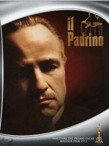 Il-Padrino-The-Masterworks-Collection-Blu-Ray-Libro-Digibook-Nuovo