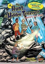 The Hunt for Hidden Treasure: A Mystery About Rocks (Summer Camp Scien-ExLibrary