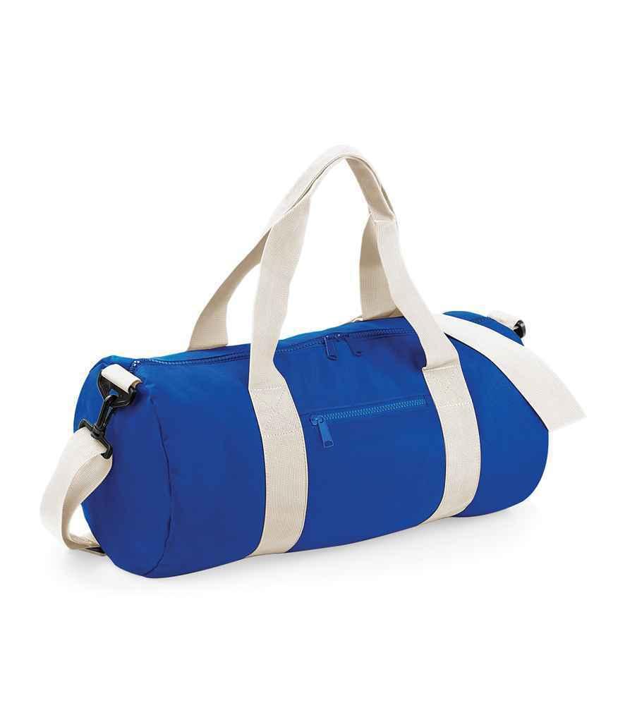New Bagbase Varsity Original Barrel Bag 20L Duffle Gym Travel Work Bag Sports