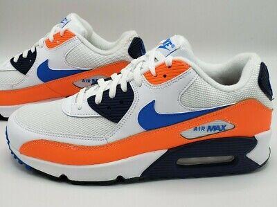 Nike Air Max 90 Essential White Blue