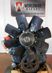 1997-International-DT-530E-Diesel-Engine-275HP-Good-For-Rebuild-Only