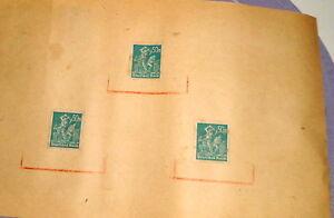 Briefmarken auf Blatt - Deutsches Reich / 50 Mark - Weinstadt, Deutschland - Briefmarken auf Blatt - Deutsches Reich / 50 Mark - Weinstadt, Deutschland