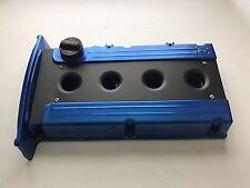 Custom (DIMPLE DIED) Spark Plug Cover for Mitsubishi Evolution EVO 8 9 - 4G64