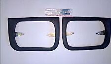 fiat 126 / 126p  outer headlight trims surrounds