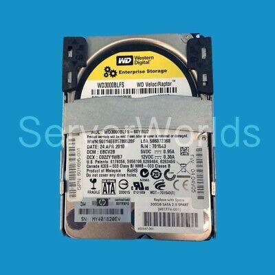 """HP 300GB 2.5/"""" Hard Drive 571279-B21 601774-001 SFF Sata 570073-001 10K"""