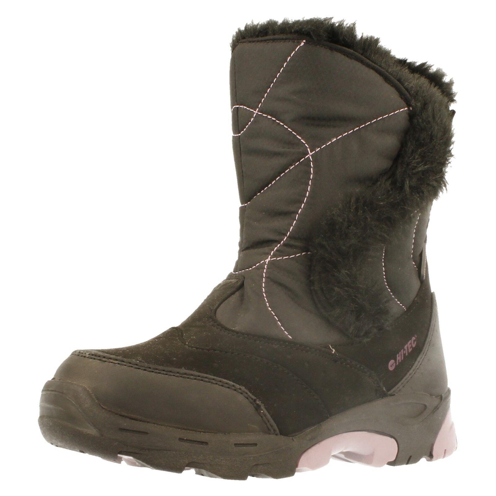 Ladies Hi-Tec Snow Boots - Park City