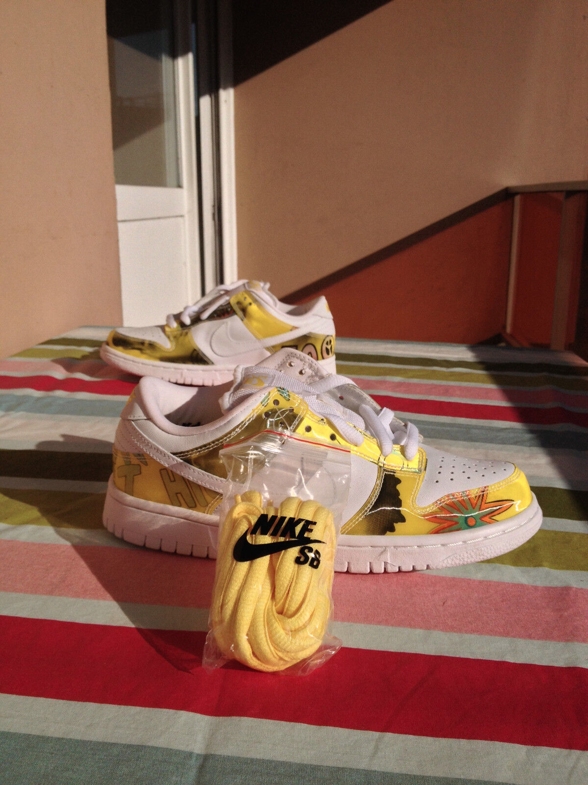 Nike dunk sb De La SOUL low low low 1756ea