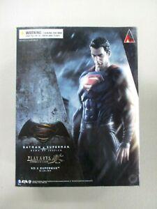Play-Arts-Kai-Superman-No-2-Dawn-of-Justice-Authentic-Figure-NIB