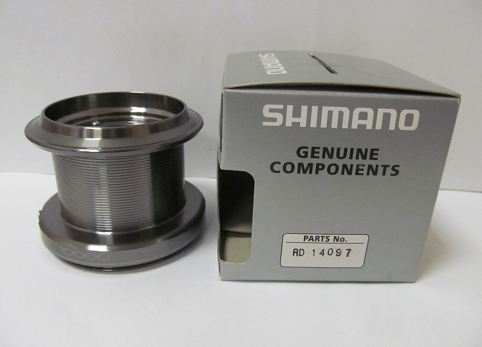 SHIMANO SPARE SPOOL TRIBAL 10000 XTA