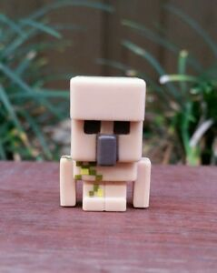 Minecraft-Mini-Series-Mini-Iron-Golem-Action-Figure-New-Without-Tag-or-Box