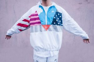 aad297a88f Image is loading Parra-x-Nike-Woven-Warm-Up-Tracksuit-Size-