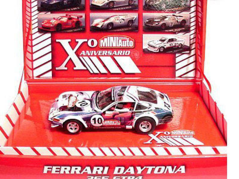 FLY E653 96045 FERRARI 365 GTB4 DAYTONA Mini Car