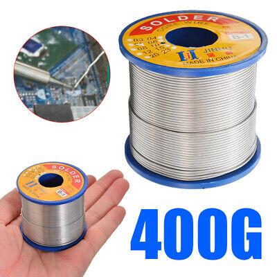 400g 1mm Welding Wire 60//40 Rosin Core Solder 2.0/% Tin Lead Soldering New