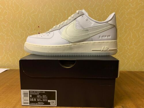 NIKE AIR FORCE 1 LV8 DNA Blanc One White Sneakers CV3040-100